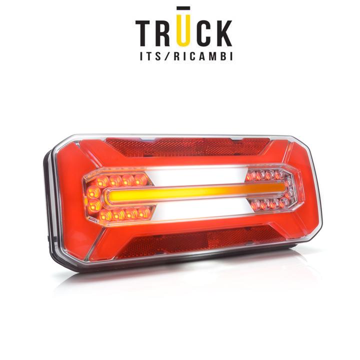 Fanale posteriore DX a led multifunzione
